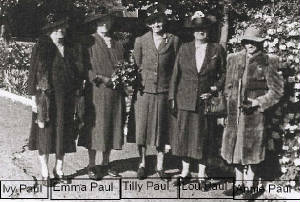 5 Paul Daughters