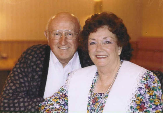 Pete and Shirley Lewis
